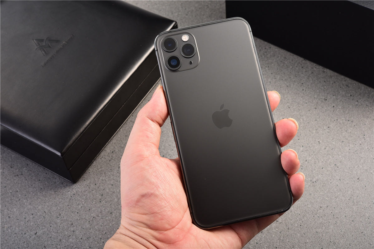 Squaish Housing for iPhone 11 Pro / 11 Pro Max -Space Grey – Phone Fix Parts